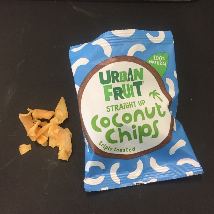 urban fruit coconut chips low carb snack