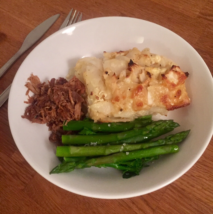 low-carb keto easy simple celeriac dauphinoise