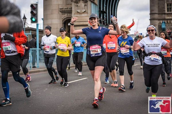 the vitality big half 2019 tower bridge